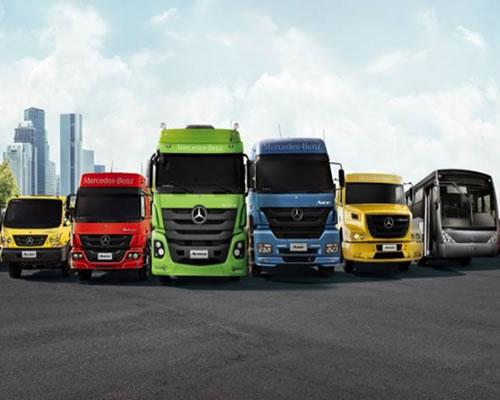 Bateria ideal para caminhões