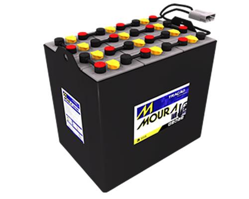 Baterias Tracionaria Moura