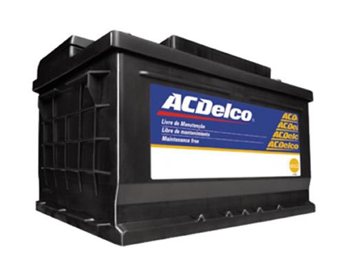 Baterias ACDelco preços em Sorocaba