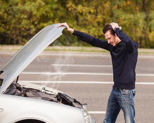 Sinais que o veículo dá quando está com problemas