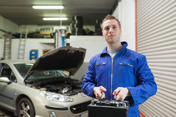 Posso confiar na bateria do meu carro?