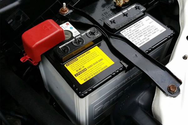 Você sabe como funciona a bateria do seu carro?