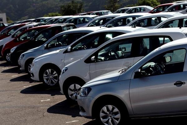 Veículos mais vendidos no mês de abril de 2019